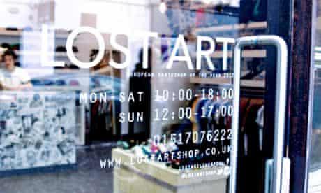 Lost Art liverpool