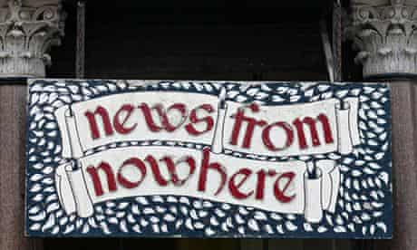 News From Nowhere liverpool