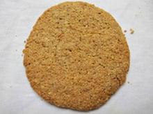 Gary Rhodes digestive biscuits