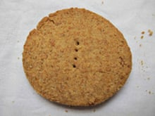 How to cook the perfect digestive biscuit