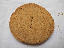 Sophie Grigson's digestive biscuits.