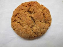 Annie Bell's digestive biscuits