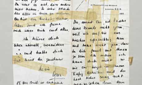 Ian Fleming letters
