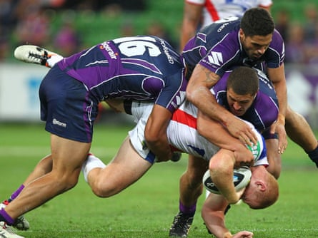 Alex Mckinnon Injury Puts Nrl Rule Changes Into Focus Nrl The Guardian