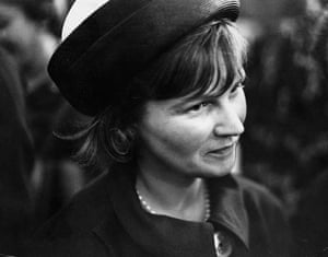 Jane Bown: Jane Bown in her 20s