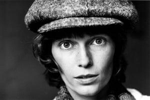 Jane Bown: Jane Bown Mia Farrow 1977