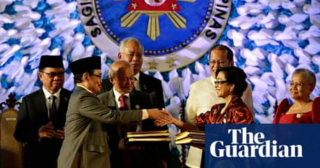 Philippines Signs Long Awaited Peace Deal With Muslim Rebels World