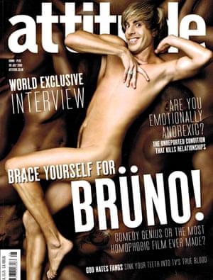 Sacha Baron Cohen as Bruno