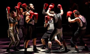 Compagnie Kafig: Boxe Boxe