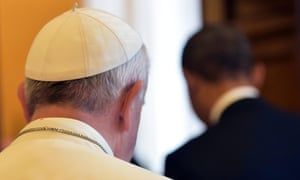 pope obama vatican