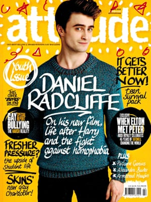 Daniel Radcliffe 2012