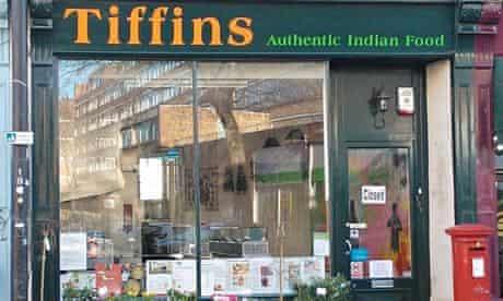 Tiffins, Bristol