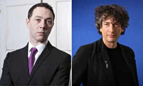 Reece Shearsmith and Neil Gaiman