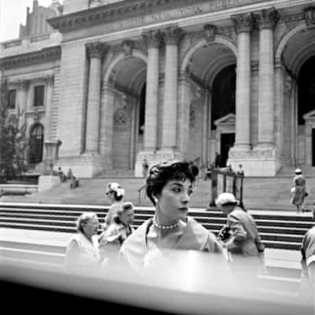 One of Vivian Maier's street photographs.