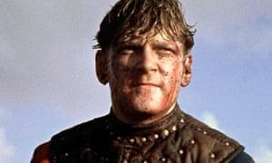 Kenneth Branagh as an anti-heroic Henry V