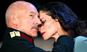 Patrick Stewart turned Macbeth into a figure of Stalinesque monstrosity