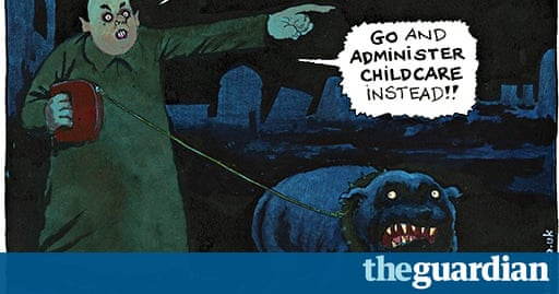 a letter to the love of my life steve bell on ending of atos contract opinion 20344 | Steve Bell 15.5.2013 Stev 003