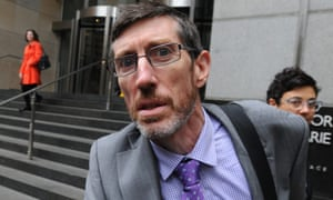John Ellis leaves the royal commission after the cardinal offered him a formal apology