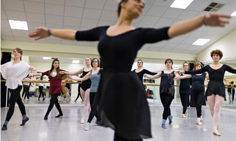 Take up ballet as an adult | Life and style | The Guardian