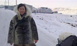 canadian inuit post sealfies in protest over ellen degeneres