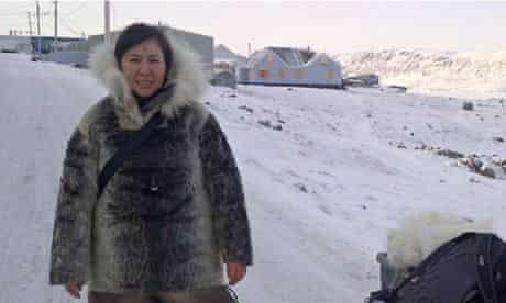 inuit sealfie