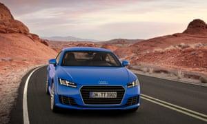 New Audi TT 2014