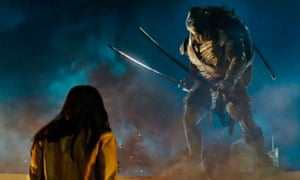 Megan Fox in the Teenage Mutant Ninja Turtles
