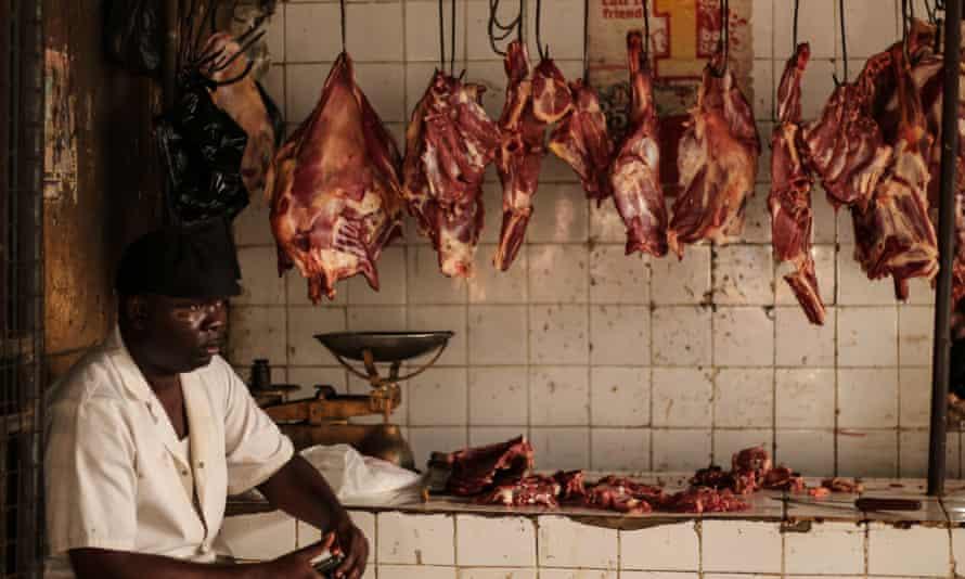 Mombasa Meat Market