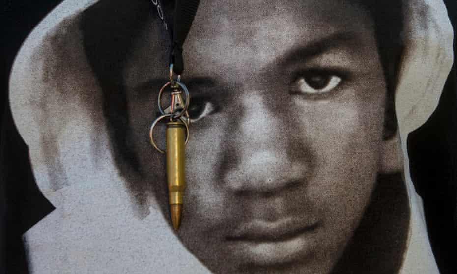 trayvon martin bullet