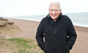 James Lovelock at his home in Abbotsbury, Dorset