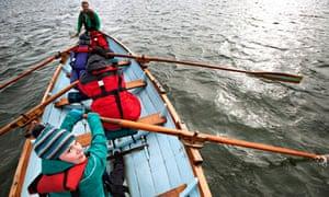 Coastal rowing - how to do it - Do Something