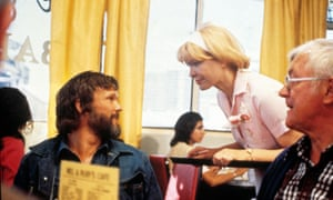 Kris Kristofferson and Ellen Burstyn in Alice Doesn't Live Here Anymore Photograph: Moviestore collection Ltd/Alam/Alamy
