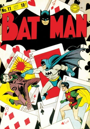 DC Comics, the issue 11 cover of Batman