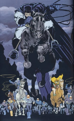 The Dark Knight Returns by Frank Miller, Titan Books.