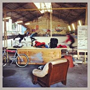 Bike polo, Bordeaux