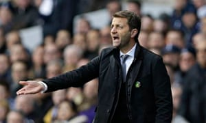 Tim Sherwood, Tottenham manager