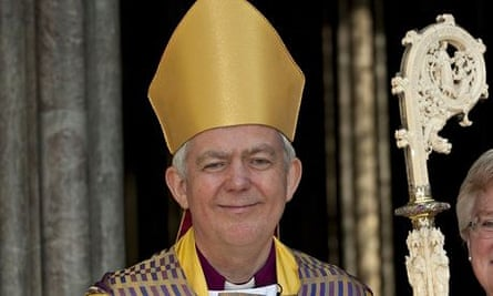 Bishop of Salisbury, Nick Holtam, issued a statement supporting gay marriage