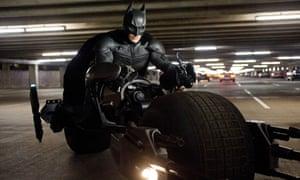 The Dark Knight Rises, Christian Bale  2012