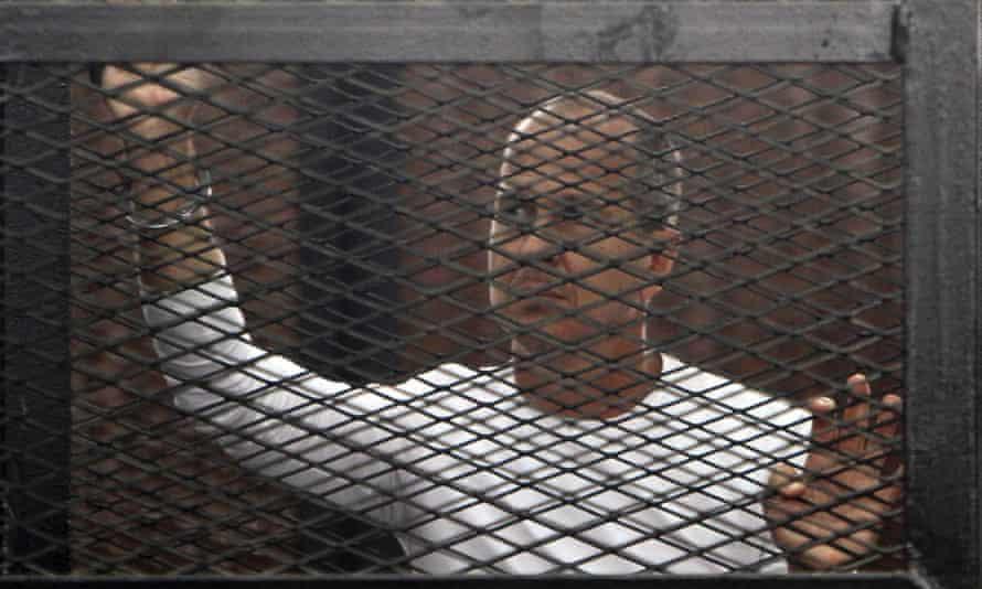 Peter Greste trial