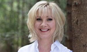 LA Larkin, Australian thriller writer