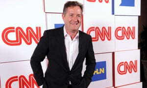 Piers Morgan at the 'CNN Worldwide All-Star Party'.
