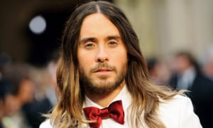 Jared Leto, winner of the best supporting actor Oscar
