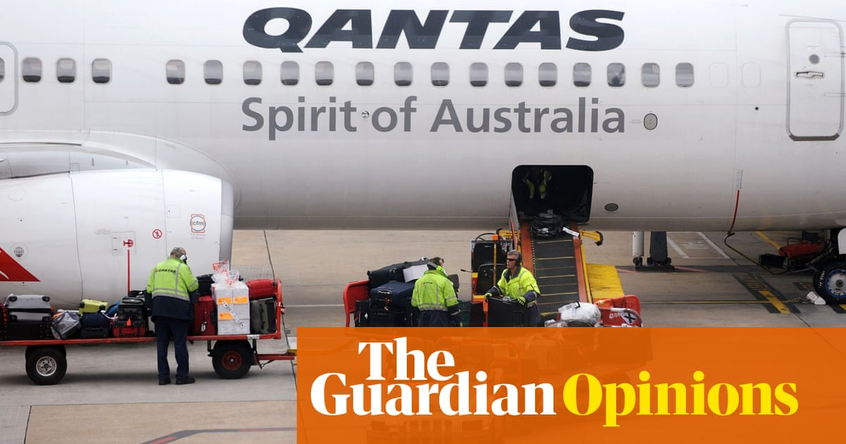 Qantas's problem has a better solution: wholesale re