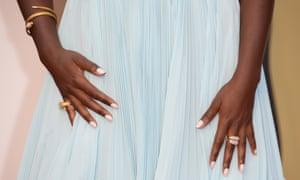 Lupita Nyong'o's jewellery