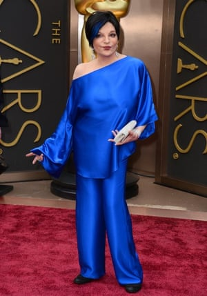 Oscars 2014 red carpet: Liza Minnelli