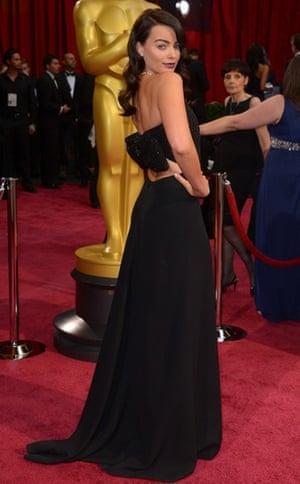Oscars 2014 red carpet: Margot Robbie