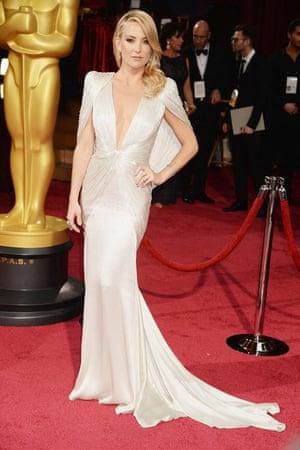 Oscars 2014 red carpet: Kate Hudson