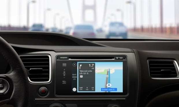 What is Apple CarPlay? | Technology | The Guardian