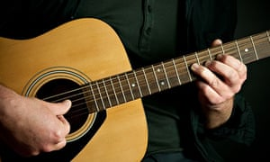 learn to play guitar life and style the guardian. Black Bedroom Furniture Sets. Home Design Ideas