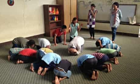 Cities: kids 3, kathmandu